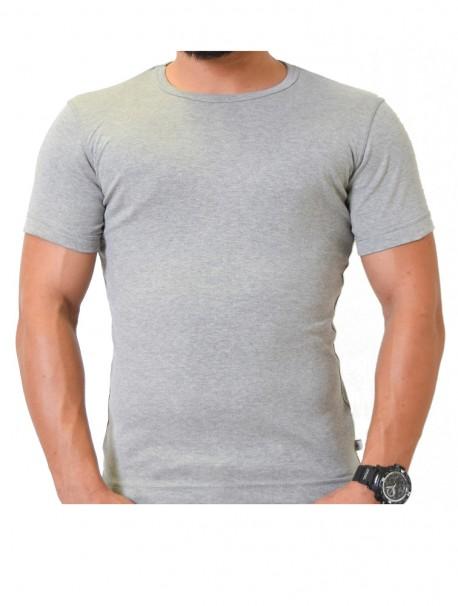 تی شرت یقعه گرد مردانه