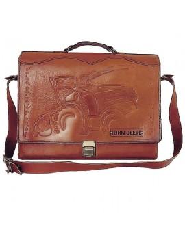 کیف چرم دیپلمات حکاکی مدل rsh101